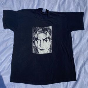 The Crow T Shirt Vintage Fruit Of The Loom Sz XL
